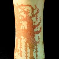 'Maya' Homul Dancer vase